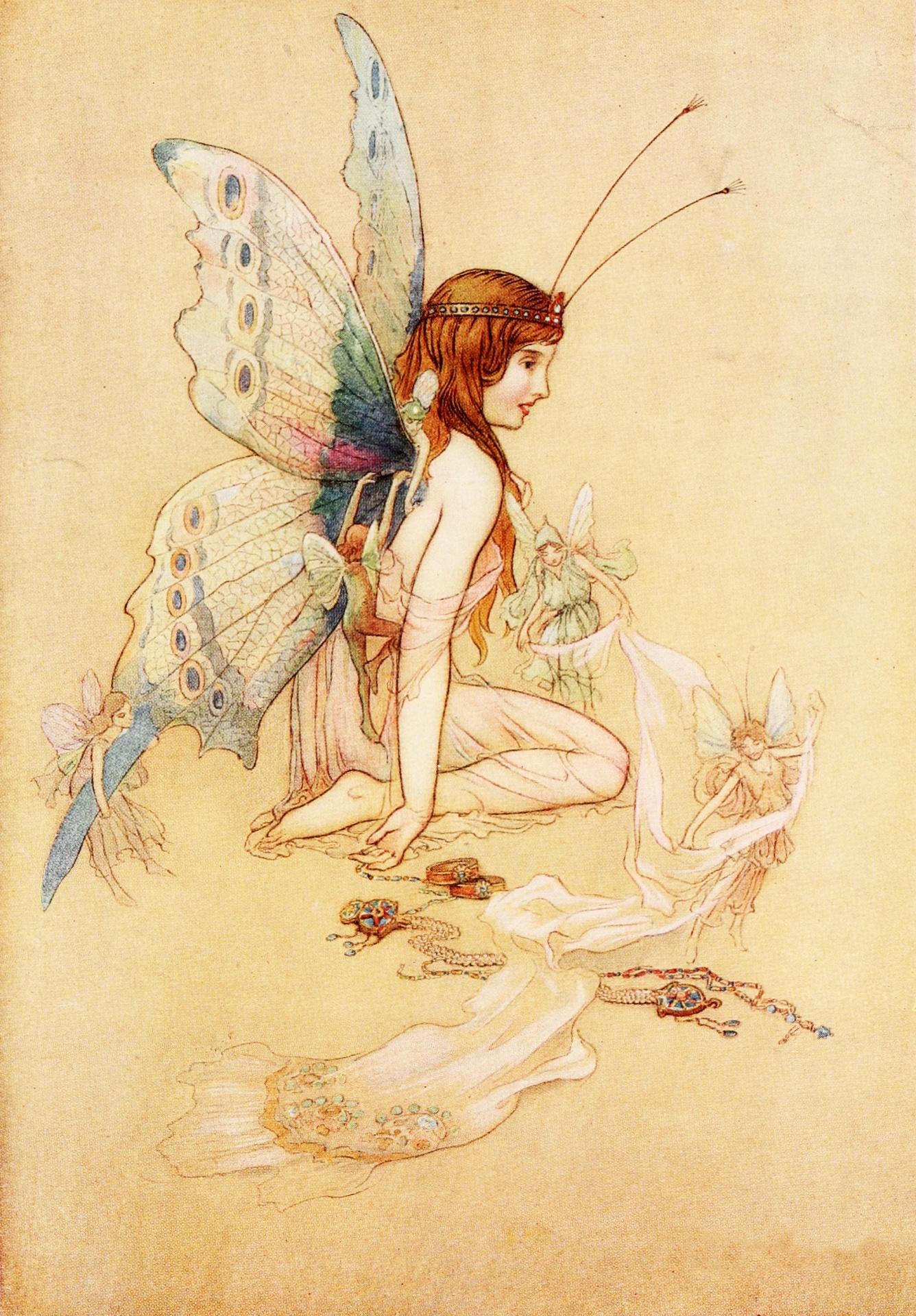 fairy-butterfly
